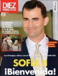 Diez Minutos Magazine [Spain] (9 May 2007)