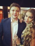 Sterling Knight and Ayla Kell