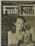 Funk und Film Magazine [West Germany] (13 June 1953)