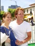Jason Wiles and Joanne Roberts