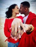 Marques Houston and Miya X