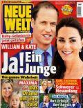 Neue Welt Magazine [Germany] (10 August 2011)