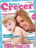 Rocío Guirao Díaz on the cover of Nacer Y Crecer (Argentina) - September 2012