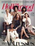 Amy Adams, Emma Thompson, Julia Roberts, Octavia Spencer on the cover of The Hollywood Reporter (United States) - December 2013