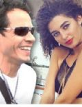 Marc Anthony and Mariana Downing
