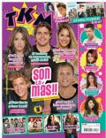 Bal, Gastón Dalmau, Gastón Dalmau and Rocío Igarzábal, Juan Pedro Lanzani, Mariana Espósito, Nicolas Riera, Peter Lanzani and Mariana Esposito, Rocío Igarzábal, Sito (footballer), Teen Angels on the cover of Tkm Magazine (Argentina) - June 2012