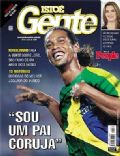 Isto É Gente Magazine [Brazil] (22 May 2006)