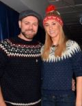 Brian McFadden and Danielle Parkinson