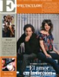 Joaquín Furriel, Romina Gaetani on the cover of Perfil (Argentina) - September 2008