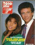 Télé Star Magazine [France] (30 October 1989)
