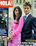 Hola! Magazine [Peru] (28 December 2011)