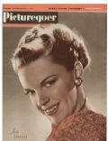 Judy Garland on the cover of Picturegoer (United Kingdom) - November 1948