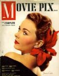 Jeanne Crain on the cover of Movie Pix (United States) - October 1949