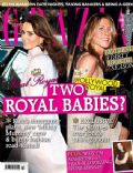 Jennifer Aniston, Kate Middleton on the cover of Grazia (United Kingdom) - December 2012