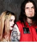 Stephanie Opal Weinstein and Phil Anselmo