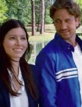 Gerard Butler and Jessica Biel