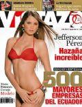Vistazo Magazine [Ecuador] (6 September 2007)