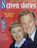Van Johnson on the cover of Screen Stories (United States) - October 1951