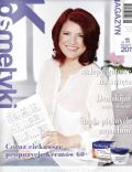 on the cover of Kosmetyki (Poland) - November 2011