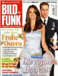 Bild + Funk Magazine [Germany] (23 April 2011)