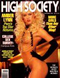 High Society Magazine [United States] (November 1987)