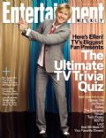Ellen DeGeneres on the cover of Entertainment Weekly (United States) - April 2008