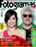 Pedro Almodóvar on the cover of Fotogramas (Spain) - September 2011