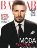 Harper's Bazaar Man Magazine [Czech Republic] (November 2011)