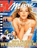 Yvonne Catterfeld on the cover of TV Movie (Germany) - December 2004