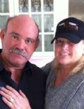 Marc Schaffel and Debbie Rowe