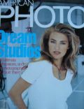 Elaine Irwin Mellencamp on the cover of American Photo (United States) - September 1992