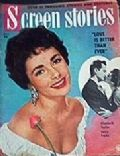 Elizabeth Taylor on the cover of Screen Stories (United States) - May 1952