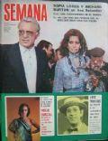 Semana Magazine [Spain] (28 September 1974)