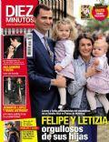 Diez Minutos Magazine [Spain] (2 April 2008)
