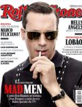Jon Hamm on the cover of Rolling Stone (Brazil) - May 2013
