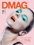 Jimena Buttigliengo on the cover of Dmag (Argentina) - September 2012