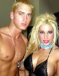 Eminem and Gina Lynn