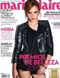 Emma Watson on the cover of Marie Claire (Mexico) - April 2013