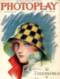 May Allison on the cover of Photoplay (United States) - September 1927
