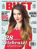 Mary Elizabeth Winstead on the cover of Bust (United States) - January 2013