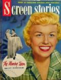 Doris Day on the cover of Screen Stories (United States) - July 1952