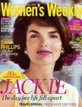 Jackie Kennedy on the cover of Womens Weekly (Australia) - November 2013