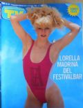 Sorrisi e Canzoni TV Magazine [Italy] (3 July 1988)