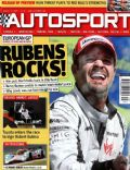 Autosport Magazine [United Kingdom] (27 August 2009)
