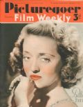 Bette Davis on the cover of Picturegoer (United Kingdom) - December 1940