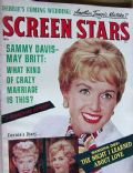 Debbie Reynolds on the cover of Screen Stars (United States) - February 1961