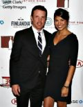 Brad Richards and Rechelle Jenkins