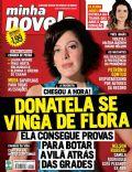 Minha Novela Magazine [Brazil] (26 September 2008)