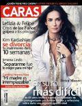 Caras Magazine [Peru] (4 November 2011)