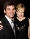 George Stephanopoulos and Alexandra Wentworth